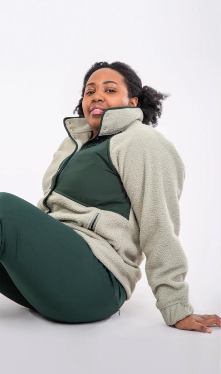Women's outdoor clothing