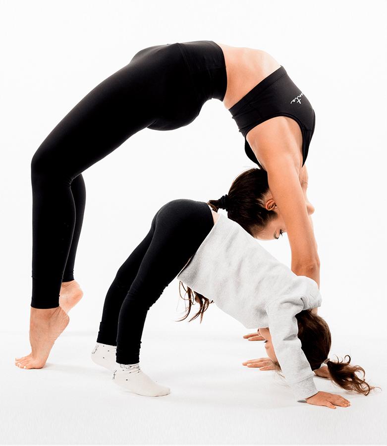 I Do Yoga & athleisure clothing designed by Apparelmark