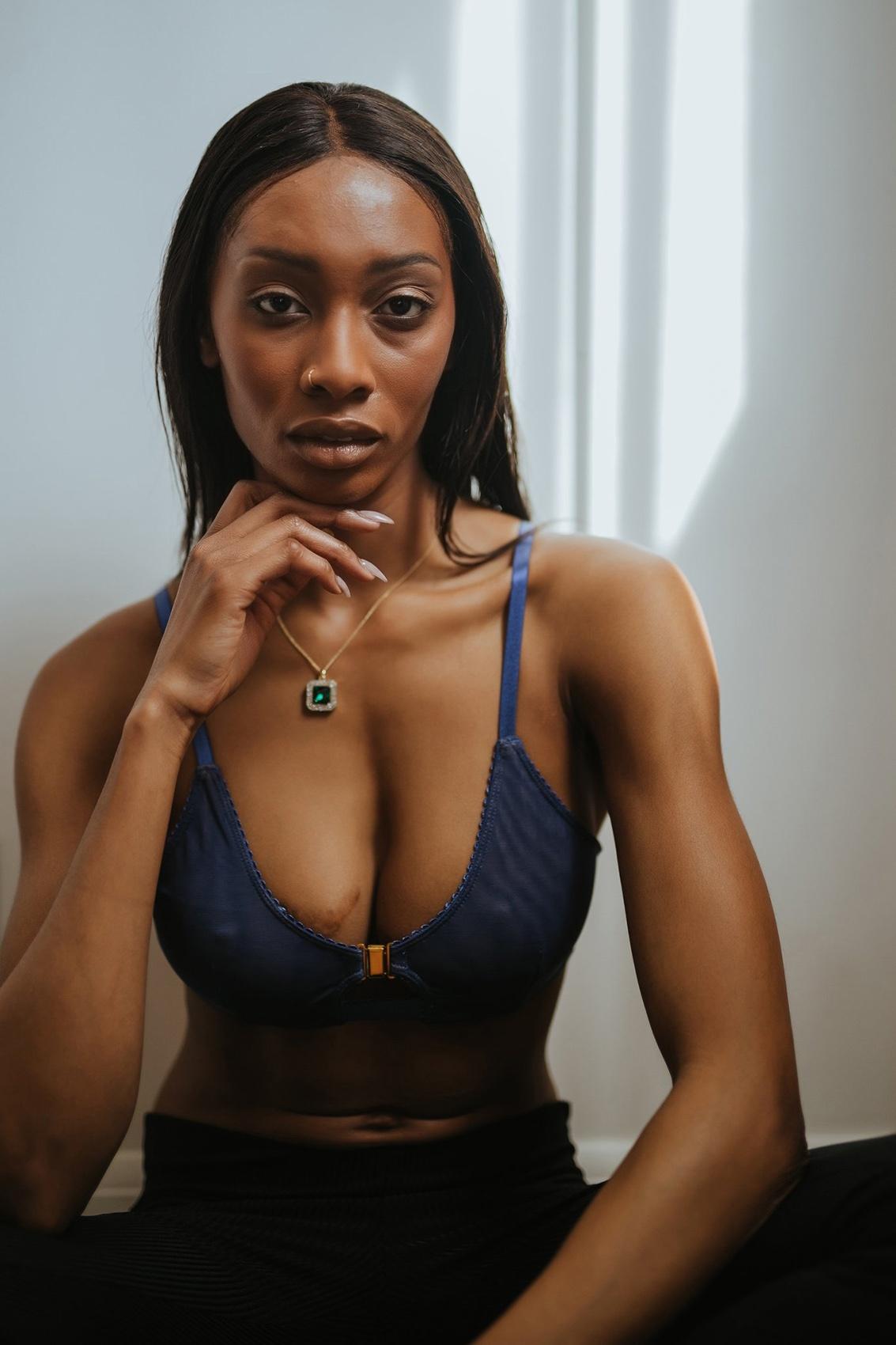 Nursing bra by Milae