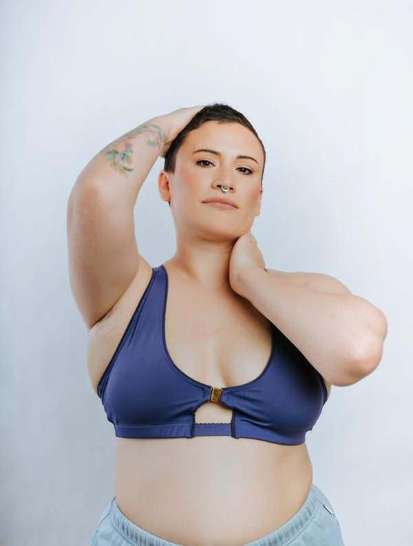 Maternity bras, designed in Vancouver by Apparelmark