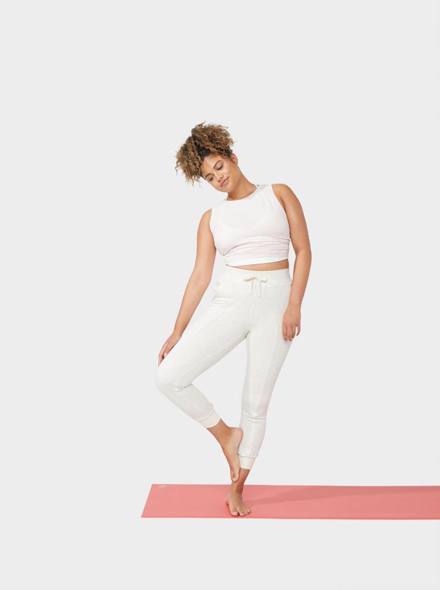 Manduka yoga activewear, designed by Apparelmark