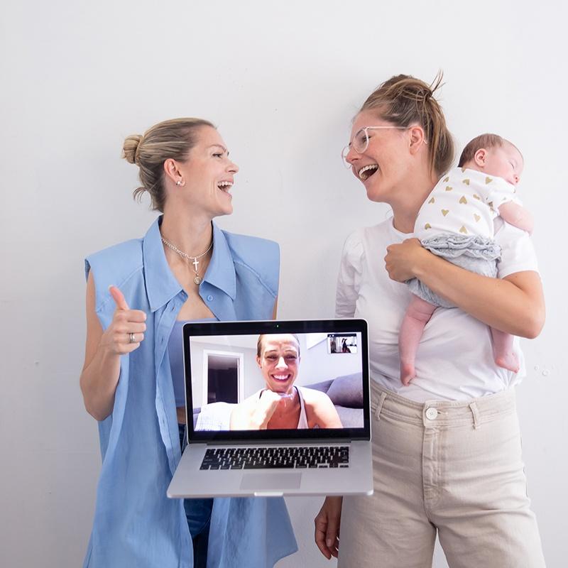 Apparelmark portfolio - Milae Maternity bras