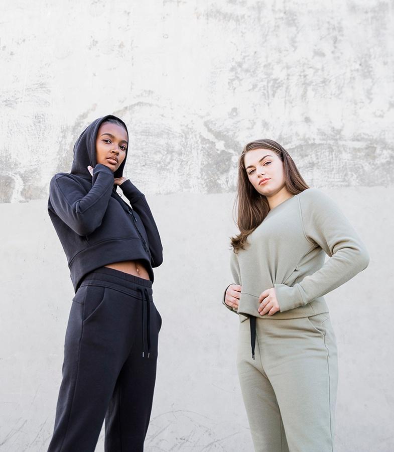 Athletic wear for women, designed by Apparelmark