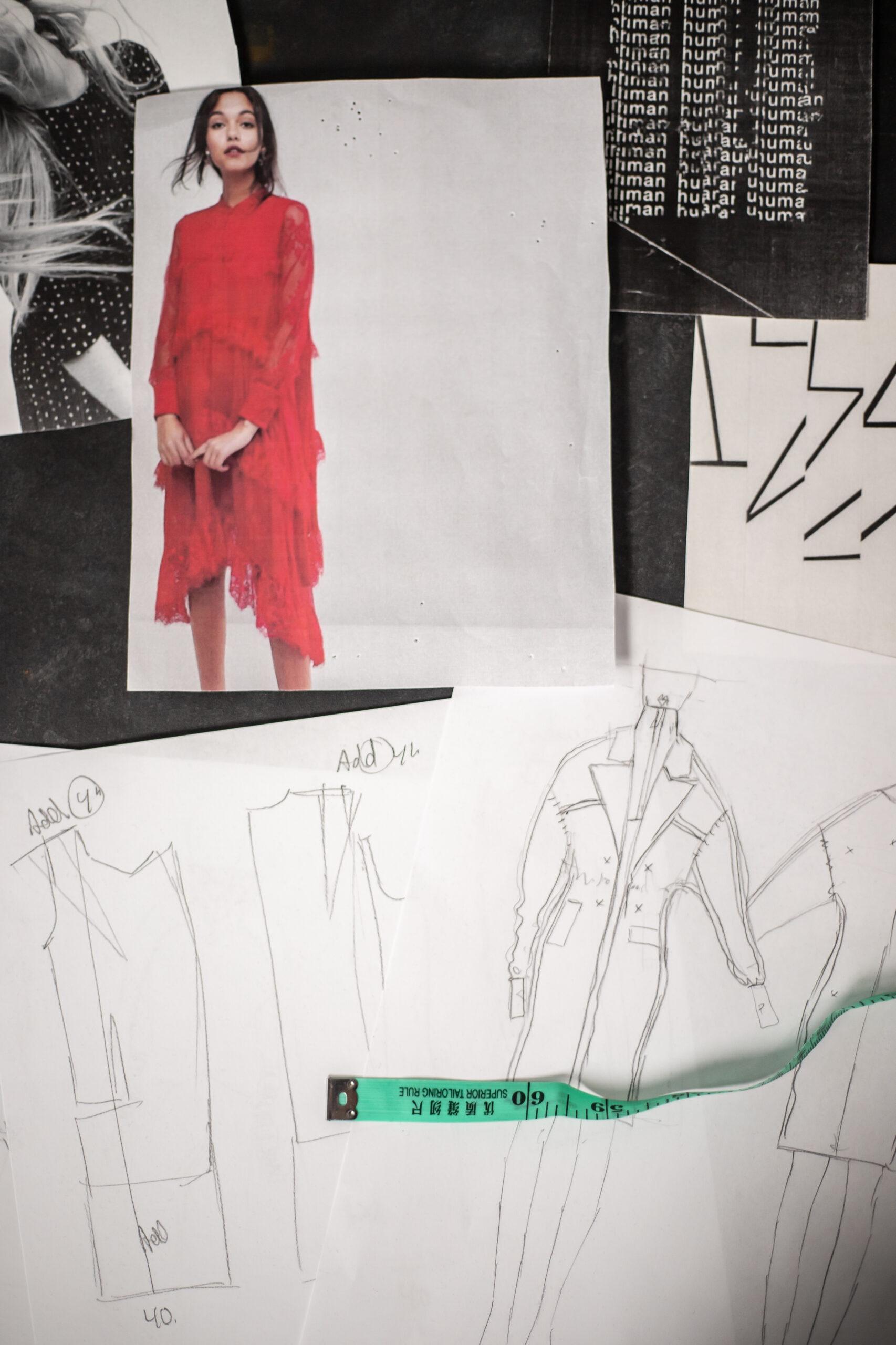 Apparelmark freelance fashion design, based in Vancouver BC