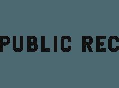 Public Rec's logo, a client of Apparelmark