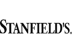Stanfield's logo - A brand we worth with